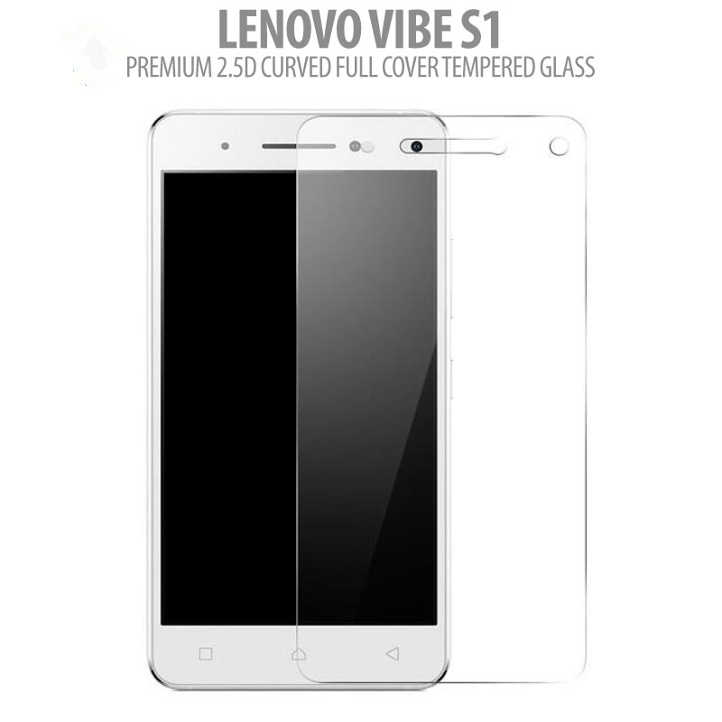 Lenovo Vibe S1 Premium 2 5D Curved Tempered Glass Source Round Edge 25d .