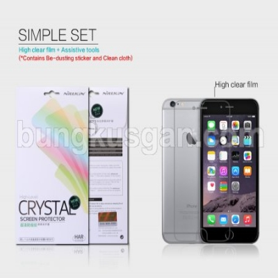 ^ iPhone 6 Plus / iPhone 6S Plus - Nillkin Clear Screen Guard }