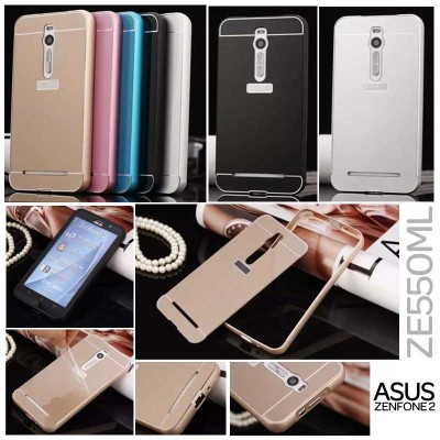 ^ Asus Zenfone 2 5.5 ZE551ML - Metal Slide Hard Case