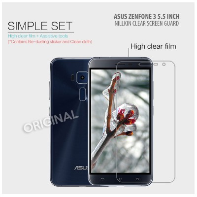 ^ Asus Zenfone 3 5.5 inch ZE552KL - Nillkin Clear Screen Guard }