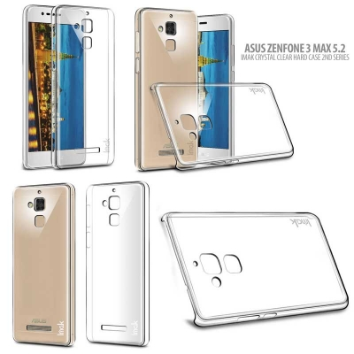 ^ Asus Zenfone 3 Max 5.2 inch ZC520TL - Imak Crystal Clear Hard Case 2nd Series