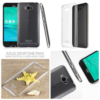 ^ Asus Zenfone Max - Imak Crystal Clear Hard Case 2nd Series