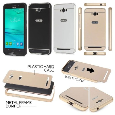 ^ Asus Zenfone Max - Metal Slide Hard Case