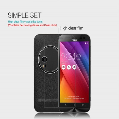 ^ Asus Zenfone Zoom ZOOXSC - Nillkin Clear Screen Guard