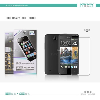 $ HTC Desire 300 / HTC Zara Mini - Nillkin Antiglare Screen Guard
