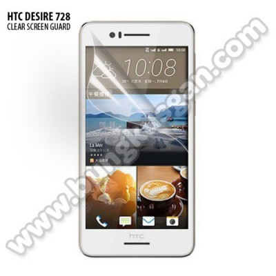 * HTC Desire 728 / Desire 728 - Clear Screen Guard
