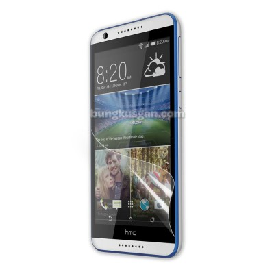 * HTC Desire 820 - Clear Screen Guard