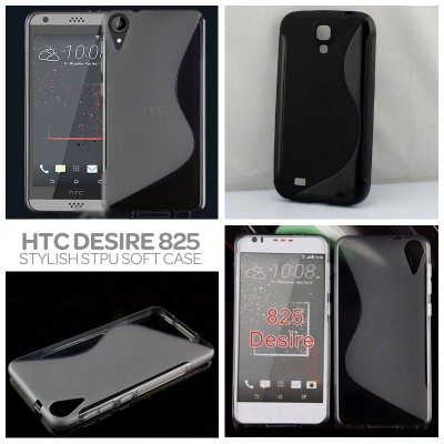 ^ HTC Desire 825 - Stylish STPU Soft Case