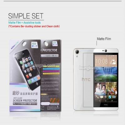 ^ HTC Desire 826 - Nillkin Antiglare Screen Guard
