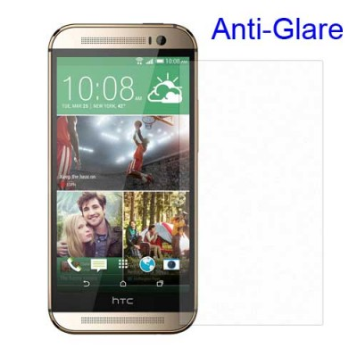 $ HTC One M8 - Antiglare Screen Guard