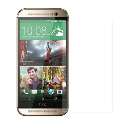 $ HTC One M8 - Clear Screen Guard