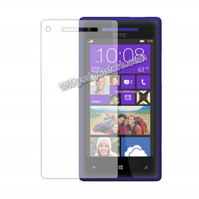 $ HTC 8X / Windows Phone 8X - Clear Screen Guard