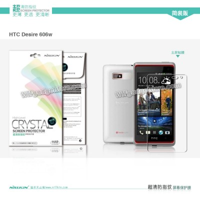 $ HTC Desire 600 / Desire 606w - Nillkin Clear Screen Guard