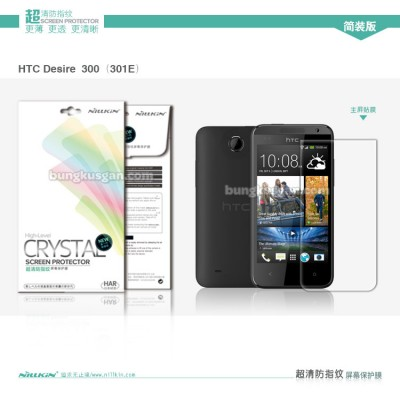 $ HTC Desire 300 / HTC Zara Mini - Nillkin Clear Screen Guard