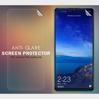 ^ Huawei P30 Lite - Nillkin Antiglare Screen Guard
