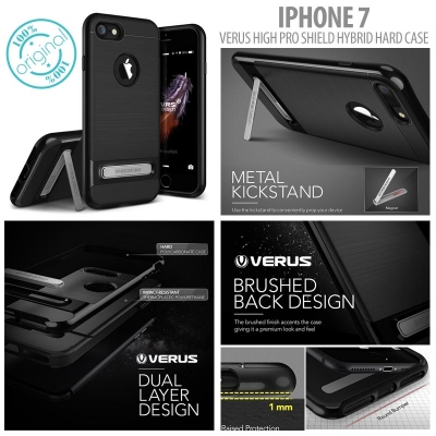 [HRX] iPhone 7 / Iphone 8 - Original Verus High Pro Shield Hybrid Hard Case