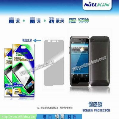 K-Touch W700 Lotus I - Nillkin Clear Screen Guard