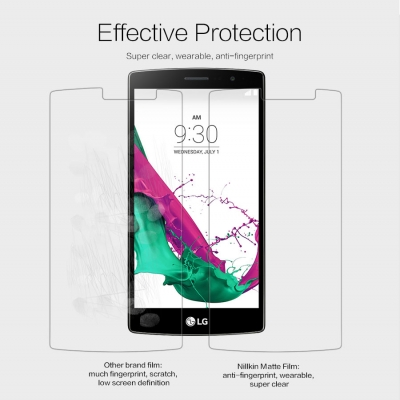 ^ LG G4 Beat / G4 Mini - Nillkin Antiglare Screen Guard
