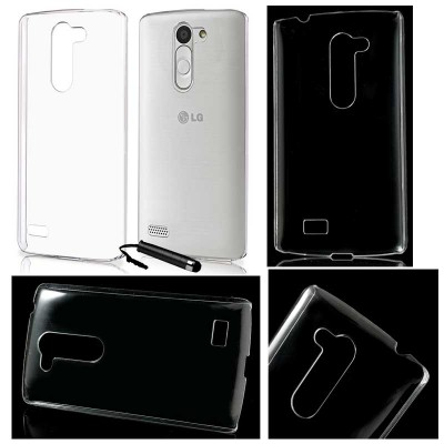 * LG L Fino - Crystal Clear Hard Case