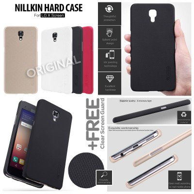 ^ LG X Screen - Nillkin Hard Case