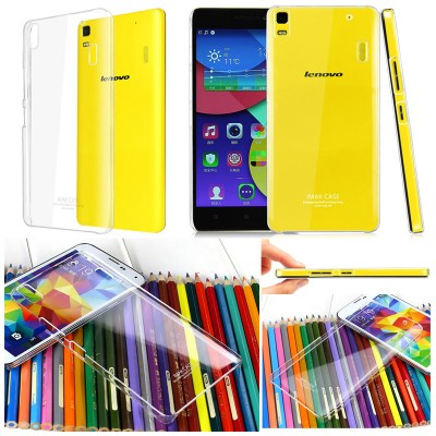 ^ Lenovo K3 Note / Lenovo A7000 - Imak Crystal Clear Hard Case 2nd series