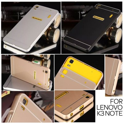 $ Lenovo K3 Note / Lenovo A7000 - Metal Slide Hard Case