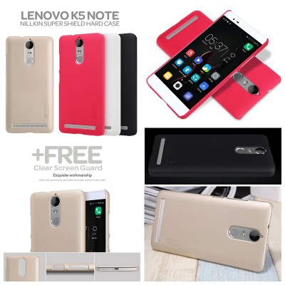$ Lenovo K5 Note - Nillkin Hard Case