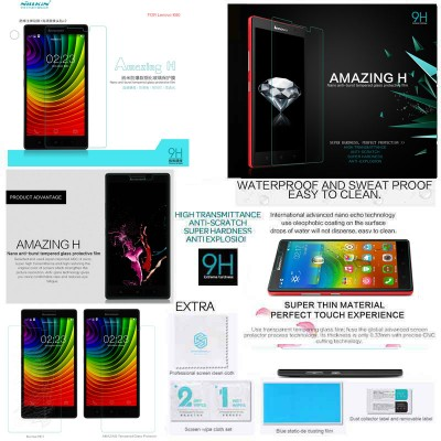 $ Lenovo P90 / Lenovo K80 - Nillkin Anti-Explosion H Tempered Glass Screen Protector