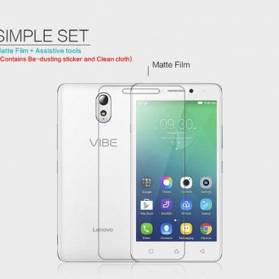 ^ Lenovo Vibe P1m - Nillkin Antiglare Screen Guard