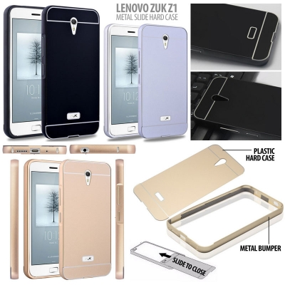 ^ Lenovo ZUK Z1 - Metal Slide Hard Case