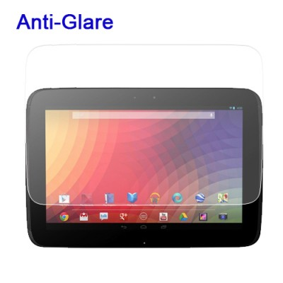 Samsung Google Nexus 10 - Antiglare Screen Guard