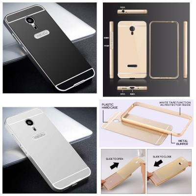 ^ Meizu M3 Note - Metal Slide Hard Case