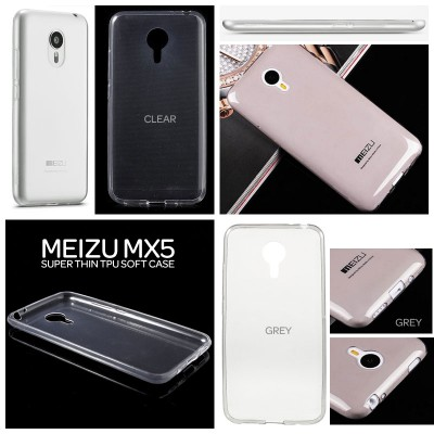 * Meizu MX5 - Super Thin Glossy TPU Soft Case