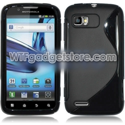 ^ Motorola Atrix 2 - Stylish STPU Soft Case