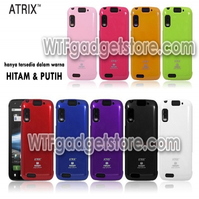 Motorola Atrix 4G - Original Mercury Jelly Case Korea