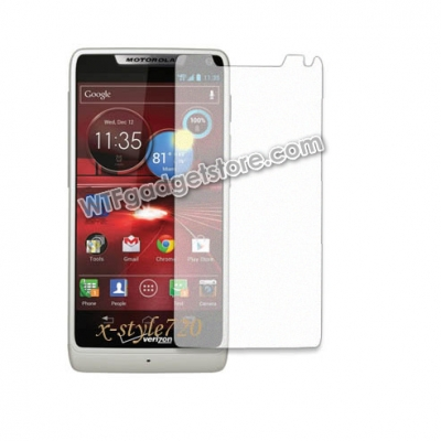 Motorola Droid Razr - Antiglare Screen Guard