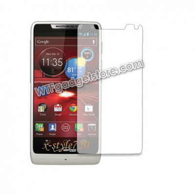 Motorola Droid Razr - Clear Screen Guard