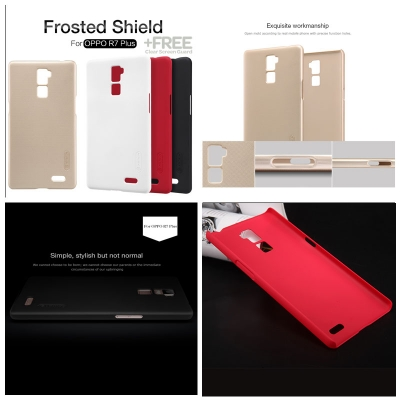 ^ Oppo R7 Plus - Nillkin Hard Case