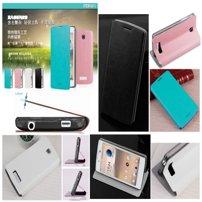 ^ Oppo Neo R831 - Mofi Leather Case