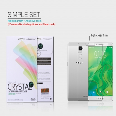 ^ Oppo R7 Plus - Nillkin Clear Screen Guard
