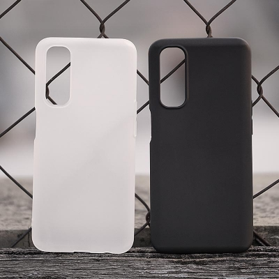 Realme 7 - Frosted Matte TPU Soft Case