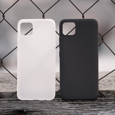 Realme C11 - Frosted Matte TPU Soft Case