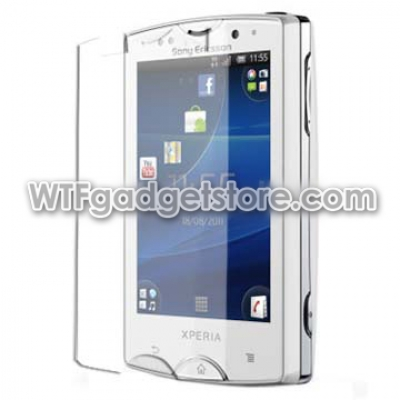 $ Sony Ericsson Xperia Mini Pro Sk17i - Clear Screen Guard