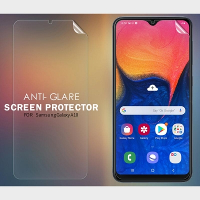 ^ Samsung Galaxy A10 - Nillkin Antiglare Screen Guard