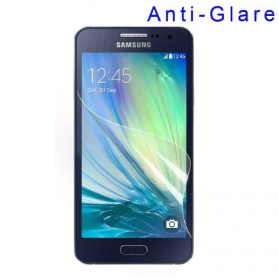 * Samsung Galaxy A3 A300 - Antiglare Screen Guard