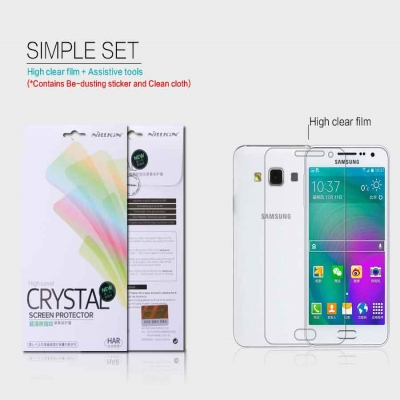 ^ Samsung Galaxy A3 A300 - Nillkin Clear Screen Guard