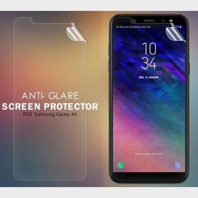 ^ Samsung Galaxy A6 2018 - Nillkin Antiglare Screen Guard