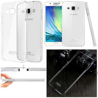 ^ Samsung Galaxy A8 - Imak Crystal Clear Hard Case 2nd Series