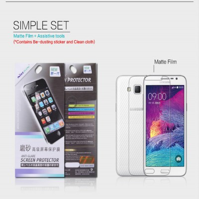 ^ Samsung Galaxy Grand Max G720 - Nillkin Antiglare Screen Guard
