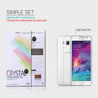 ^ Samsung Galaxy Grand Max G720 - Nillkin Clear Screen Guard